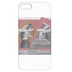 Marushka Apple Iphone 5 Hardshell Case With Stand