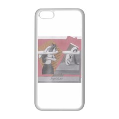 Marushka Apple Iphone 5c Seamless Case (white)
