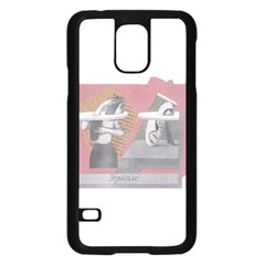 Marushka Samsung Galaxy S5 Case (Black)