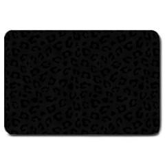 Panther Print Large Door Mat