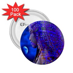 Moon Shadow 2 25  Button (100 Pack)