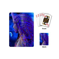 Moon Shadow Playing Cards (mini)