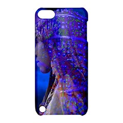 Moon Shadow Apple Ipod Touch 5 Hardshell Case With Stand