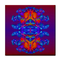 Abstract Reflections Ceramic Tile