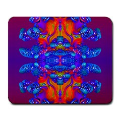 Abstract Reflections Large Mouse Pad (rectangle)