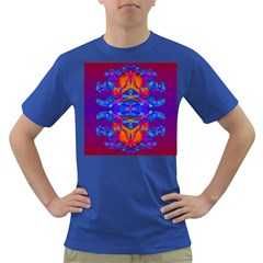 Abstract Reflections Men s T Shirt (colored)