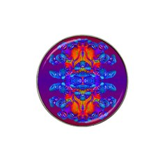 Abstract Reflections Golf Ball Marker (for Hat Clip)