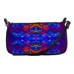 Abstract Reflections Evening Bag