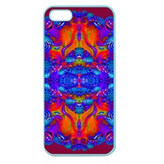 Abstract Reflections Apple Seamless Iphone 5 Case (color)