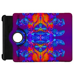 Abstract Reflections Kindle Fire Hd Flip 360 Case
