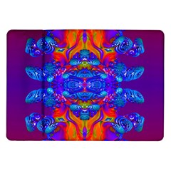 Abstract Reflections Samsung Galaxy Tab 10.1  P7500 Flip Case