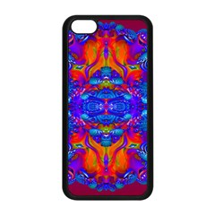 Abstract Reflections Apple iPhone 5C Seamless Case (Black)