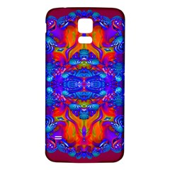 Abstract Reflections Samsung Galaxy S5 Back Case (White)