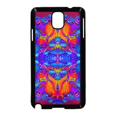 Abstract Reflections Samsung Galaxy Note 3 Neo Hardshell Case (Black)