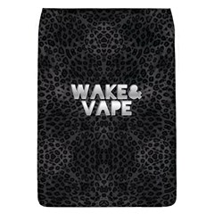 Wake&vape Leopard  Removable Flap Cover (large)