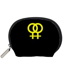 Girl<3 Girl  Accessory Pouch (Small)