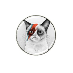 Grumpy Bowie Golf Ball Marker 10 Pack (for Hat Clip)