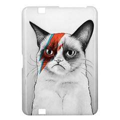 Grumpy Bowie Kindle Fire Hd 8 9  Hardshell Case