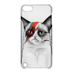 Grumpy Bowie Apple Ipod Touch 5 Hardshell Case With Stand