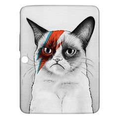 Grumpy Bowie Samsung Galaxy Tab 3 (10.1 ) P5200 Hardshell Case