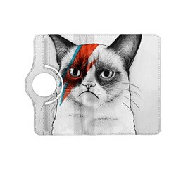 Grumpy Bowie Kindle Fire HD (2013) Flip 360 Case