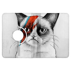 Grumpy Bowie Kindle Fire Hdx Flip 360 Case