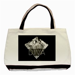 Diva Diamond  Classic Tote Bag