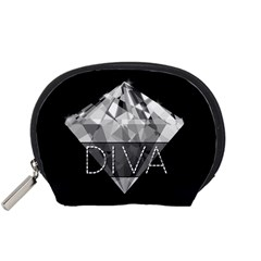 Diva Diamond  Accessory Pouch (Small)