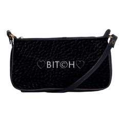 Black Bit?h Evening Bag