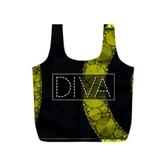 Diva Bling  Reusable Bag (S)