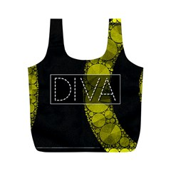 Diva Bling  Reusable Bag (M)