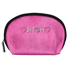 Hearts Bit?h Accessory Pouch (Large)