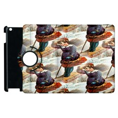 Pure And Healthy Soaps Apple iPad 3/4 Flip 360 Case