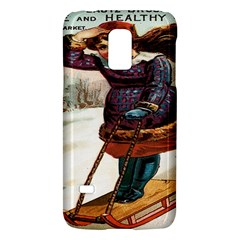 Pure And Healthy Soaps Samsung Galaxy S5 Mini Hardshell Case