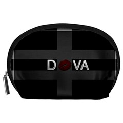 Diva Lips Bold Accessory Pouch (Large)