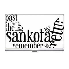 Sankofashirt Business Card Holder