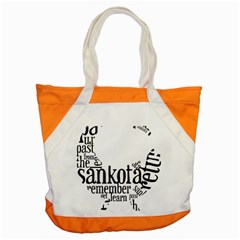 Sankofashirt Accent Tote Bag