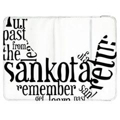 Sankofashirt Samsung Galaxy Tab 7  P1000 Flip Case