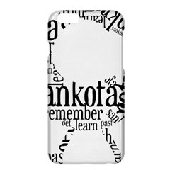 Sankofashirt Apple Iphone 6 Plus Hardshell Case