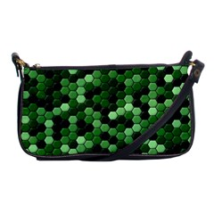Green Tiles Evening Bag