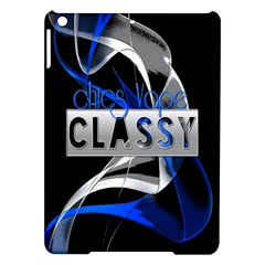 Classy Chics Vape Blue Smoke  Apple Ipad Air Hardshell Case