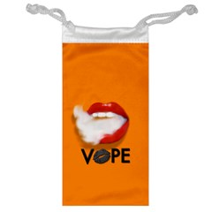 Lips Vape Smoke  Jewelry Bag