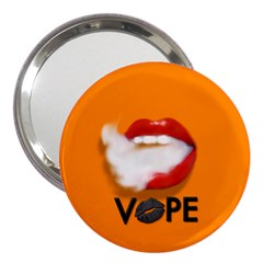 Lips Vape Smoke  3  Handbag Mirror