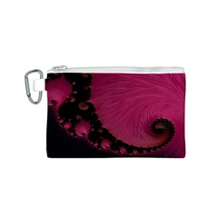 Beautiful Fractal  Canvas Cosmetic Bag (Small)