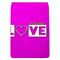 Love Yo self  Removable Flap Cover (small)