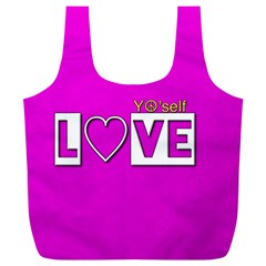 Love Yo self  Reusable Bag (xl)