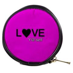 Love Yo self  Mini Makeup Case