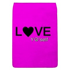 Love Yo self  Removable Flap Cover (large)