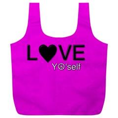 Love Yo self  Reusable Bag (XL)