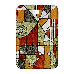 Multicolored Abstract Tribal Print Samsung Galaxy Note 8 0 N5100 Hardshell Case